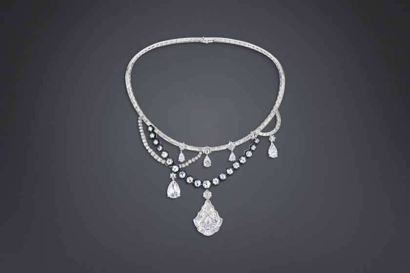 Alexis's Heirloom Pearl Necklace Chapter eight